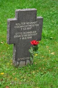 Amel-sus-L-Etang, deutsch, 1.W.K. an der D14, 07.09.2013 042 (23)