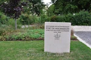Fort de Malmaison, 2.W.K. 11841,Aizy Jouy Str. Alois Klingshirn,Rgbg. 07.09.2013-320 (1)
