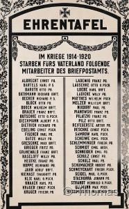 Briefpostamt Berlin Neukölln