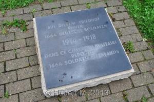 Dun-sur-Meuse, 1.W.K. 1662 deutsche, Chemien-de-Jumont, 07.09.2013-172 (3)