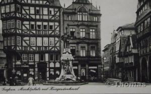 Gießen Denkmal