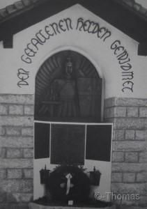 Luttach Denkmal