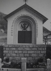 Obervintl Denkmal
