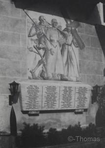 St Peter in Ahrn Denkmal