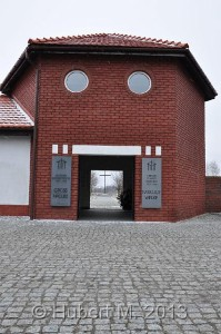 Eingangsgebäude Groß Nädlitz