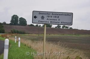 Anzannes Nr.II,-1.W.K. 4750 deutsche, Rout de Manginnes, 07.09.2013- (1)