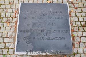 Azannes,Nr.I- 1.W.K.811 deutsche, am Feldweg, 07.09.2013 067 (3)