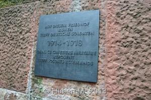 Brieulles-sur-Meuse, 1.W.K. 11281 deutsche , am Feldweg,07.08.2013-188 (4)