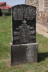 Preußnitz Gedenken Kriegsopfer
