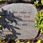 KGST.Großenwiehe,Schleswigholstein,OFH.2.W.K.Ostarbeiterin 24.04.2013 (2)