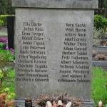 KGSt.Dassow,OFH.Teilgartenstr.2.W.K.61.Kriegstote,11.UKS. 26.04.2013 (4)